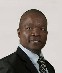 Peter Monyanga - Independent Non-Executive Director